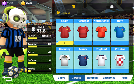 Perfect Kick 2 - Online SOCCER game  screenshots 23