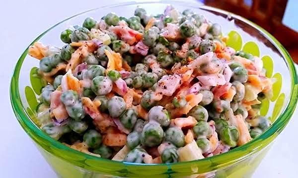 ~ Spring Time Pea Salad ~ Cassies