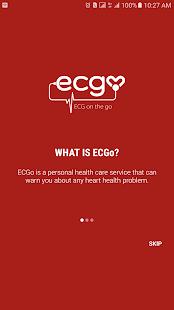 ECGo - náhled
