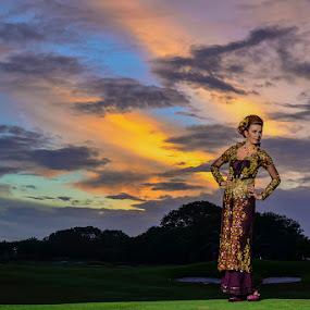 by Arief Saputro - People Portraits of Women