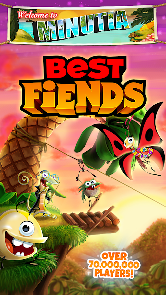 Best Fiends v4.8.5 (Mod Energy/Money)