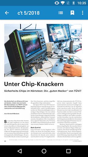 c't Magazin 3.4.7 screenshots 7