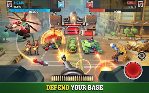 Mighty Battles Screenshot