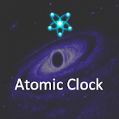 Atomic Clock - Exact Atomic Time from US NIST