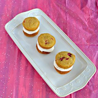 Pumpkin Whoopie Pies with Dulche de Leche Filling