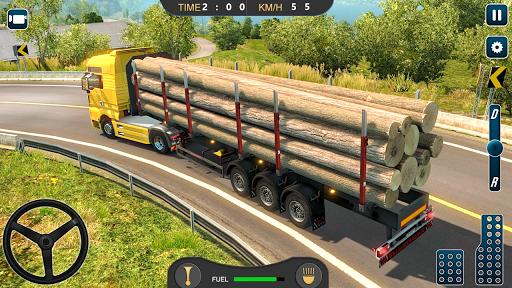 World Heavy Cargo Truck: New Truck Games 2020 screenshots 3
