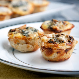 Mini Christmas Quiche Recipe