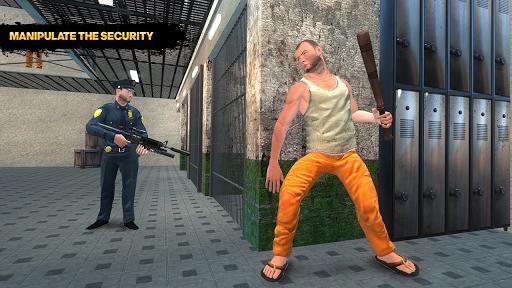 刑務所ハード・タイム警察を脱出