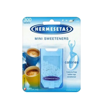 Endulzante Hermesetas Azul 300Comprimidos Hermesetas
