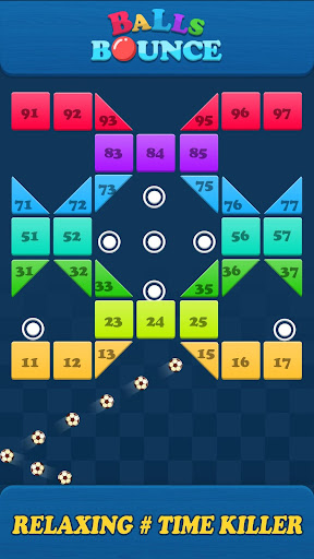 Balls Bounce:Bricks Crasher filehippodl screenshot 2