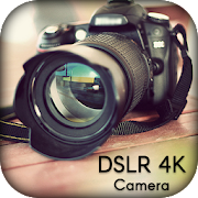 App DSLR HD Camera : 4K HD Ultra Camera APK for Windows Phone