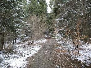 Photo: śnieg, jak potem będziemy wracać już go tu nie będzie ;)