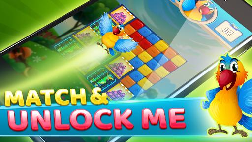 Télécharger Gratuit BIRDS CUBE BLAST: MATCH PUZZLE GAMES 2020  APK MOD (Astuce) screenshots 4