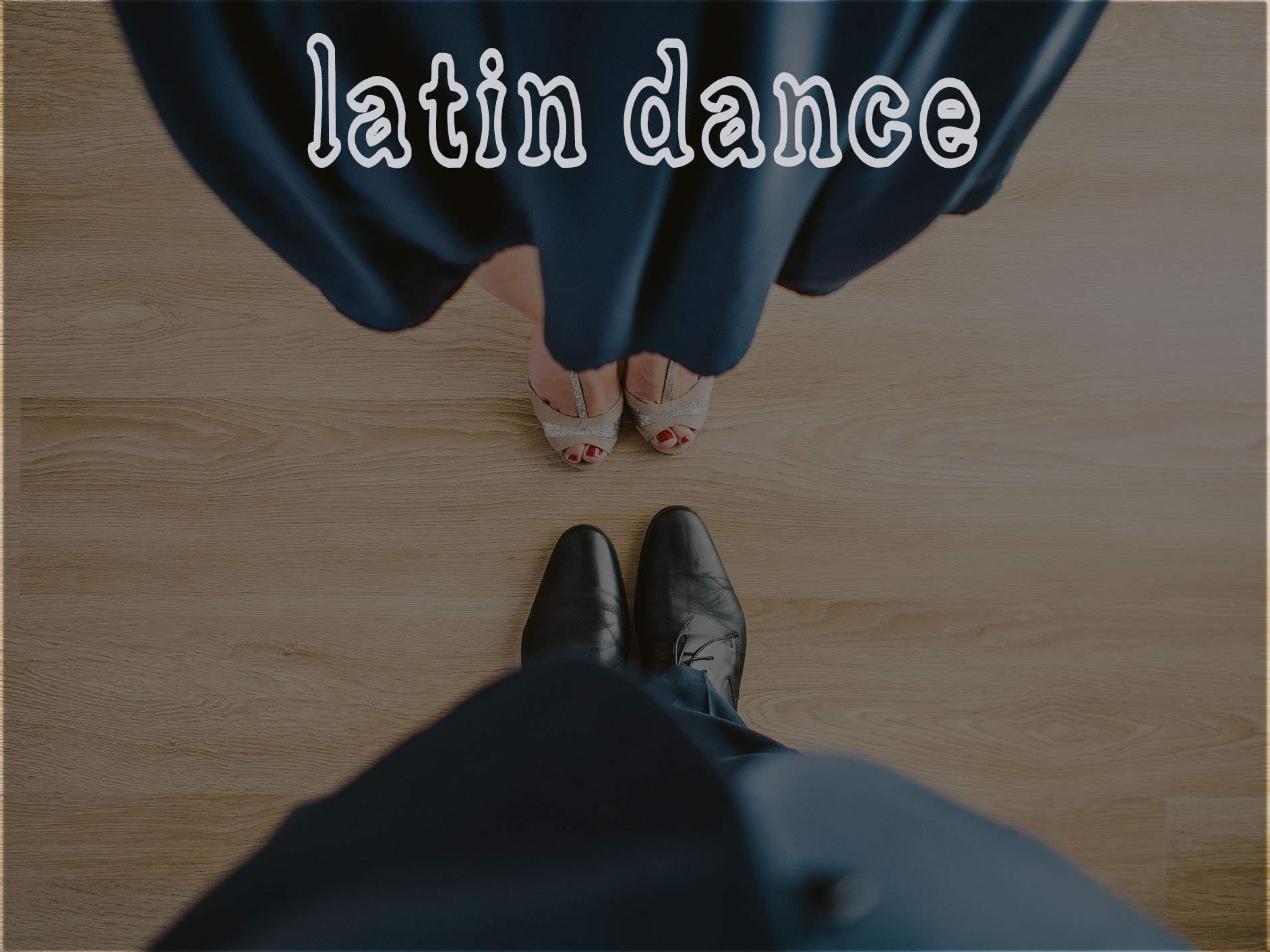 Latin Dance, cardio latin, bachata