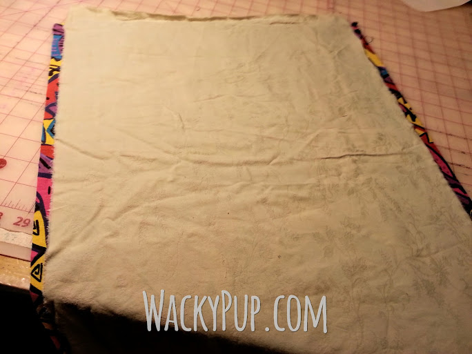 Padded Sewing Machine Travel Cover Tutorial - Pin It For Later!