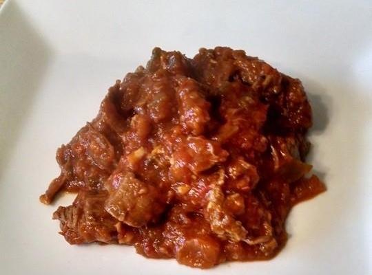 Cuban Ropa Vieja (shredded Beef) Recipe