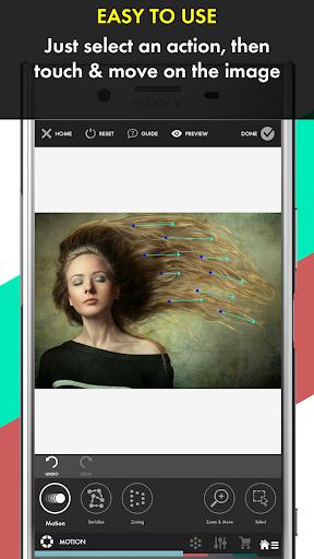 PhotoMotion Maker, Living & Animated Photo Creator 1.1 screenshots 2