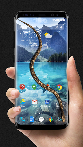 Snake in Hand Joke - iSnake 3.2.8 app download 1