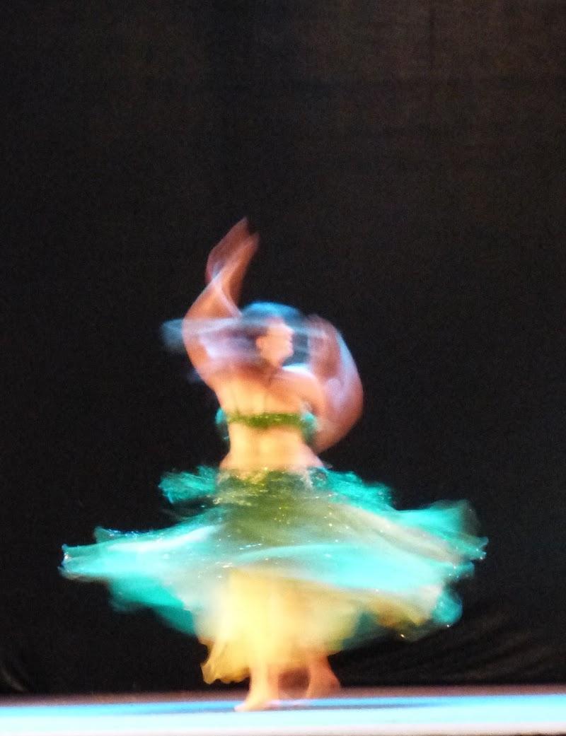 gira gira ballerina di spirito