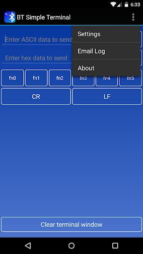 Bluetooth Terminal  screenshots 3