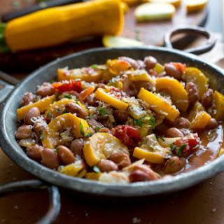 Shell Bean Ragout