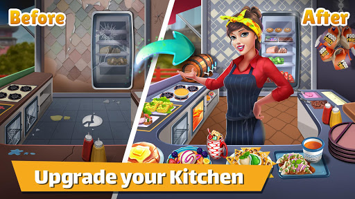 Food Truck Chefu2122 ud83cudf55Cooking Games ud83cudf2eDelicious Diner 1.8.8 screenshots 23