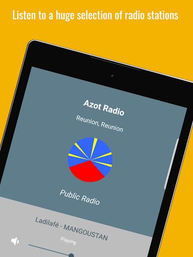 Radio Reunion ??? 1.0 screenshots 9