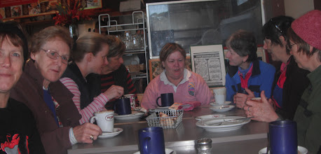 Photo: DA ACT farewell for Bev Sloan at Pide House 11 June 2011