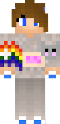 First skin I made from scratch! Sucess!