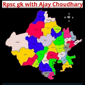 RPSC GK with Ajay Choudhary icon