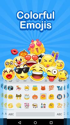 Emoji Keyboard - Cute Emoji,Sticker - screenshot