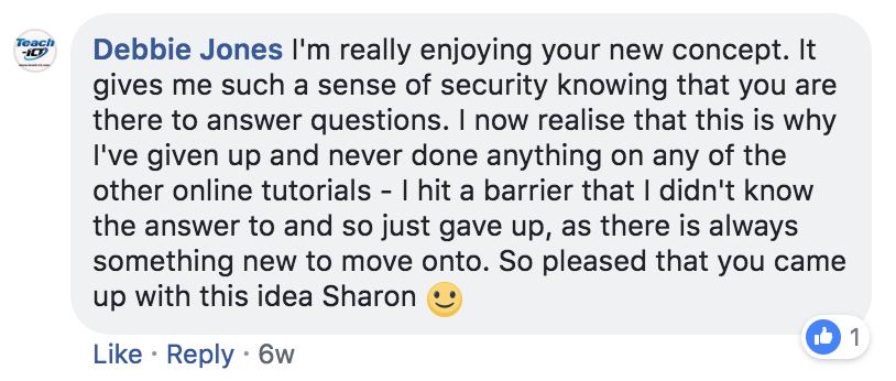 Debbie Testimonial