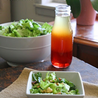Crunchy Broccoli Salad & Homemade Sweet & Sour Dressing