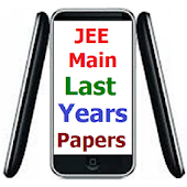 JEE Main Past Papers of last 15 year JEE Main Exam