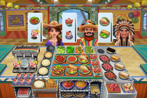Crazy Cooking - Star Chef - screenshot