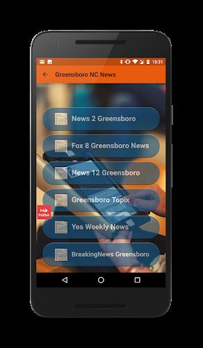 Greensboro NC News APK | APKPure ai