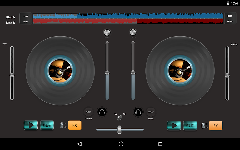 android DJ Party Mixer - Music & Sound Screenshot 0