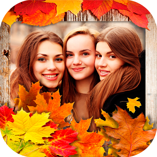 Multiphoto Frames for Autumn 遊戲 App LOGO-硬是要APP