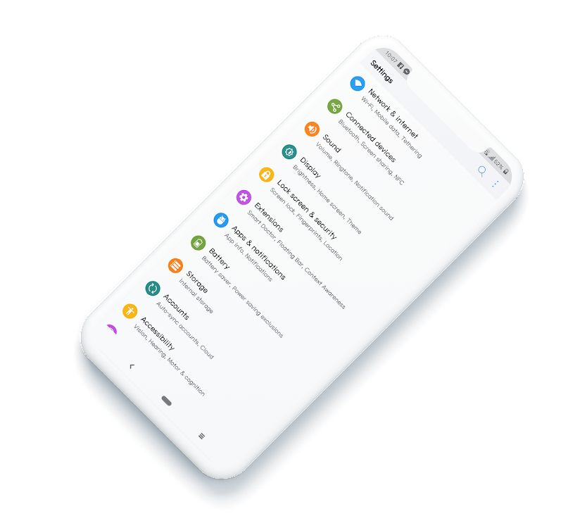 Theme Android P for LG G7 V35 V40 – (Android Apps) — AppAgg