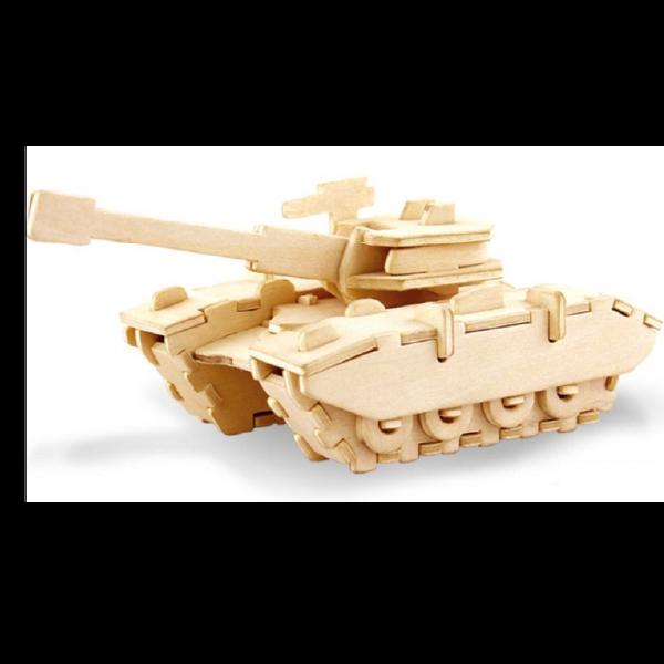 Giáo cụ Montessori giá rẻ -Mô hình đồ chơi xếp hình bằng gỗ 3D