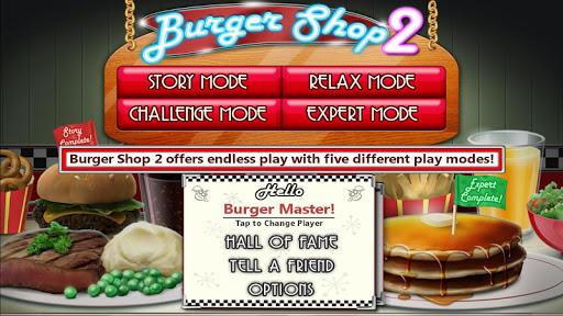 Burger Shop 2 1.2 screenshots 11