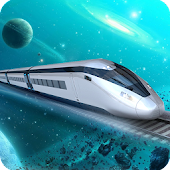 Bullet Space Train Simulator