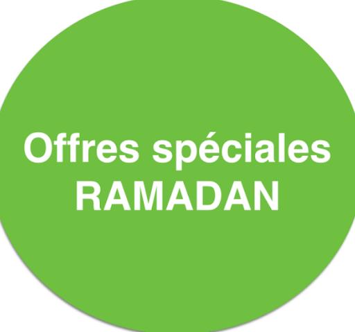 Offre spéciale de dattes pour le ramadan
