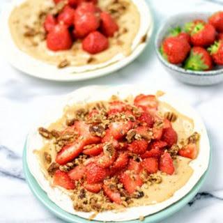 Strawberry Pecan Desserts Recipes