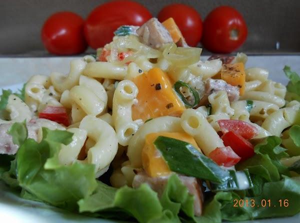 Amazing Pasta Salad Recipe