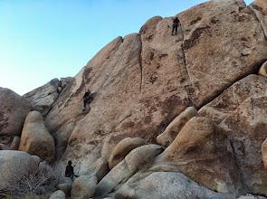 Photo: Joshua Tree #climbingcue