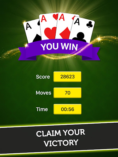Classic Solitaire 2020 - Free Card Game 1.86.0 screenshots 8