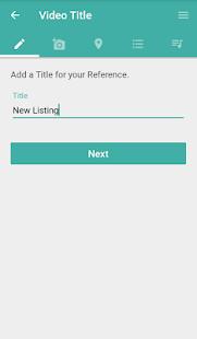 Property Tube Realtor App - náhled