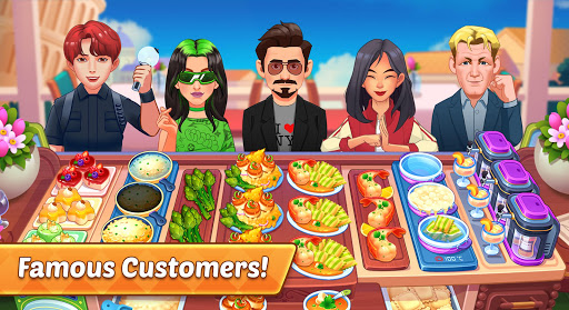 Cooking Family : Cooking Games Madness Restaurant 1.25 screenshots 4