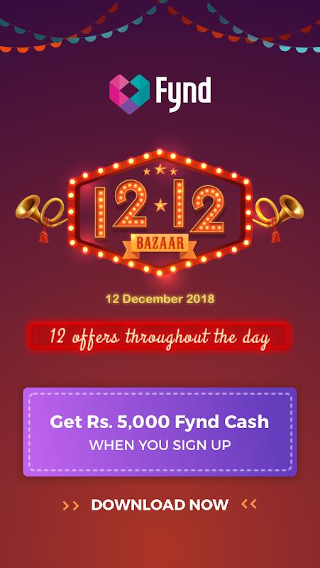 Fynd - Online Shopping App screenshots